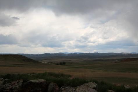 Northern Colorado Rainy Day