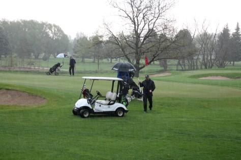 Undaunted Golfers