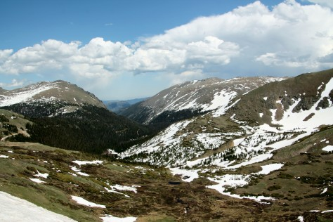 Rocky Mtn. National Park, 11,986 feet