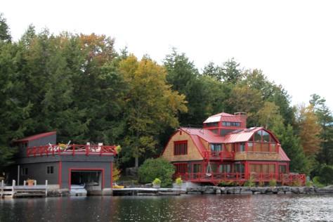 Stephen Tyler's Sunapee House