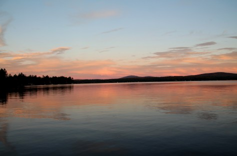 Sunapee Sunset