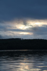Dark and Light Sunapee