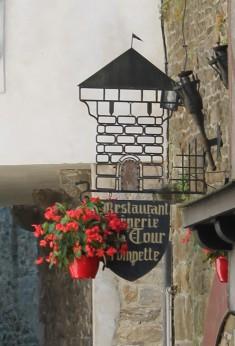 La Tour Trompette, Crêperie, Vannes