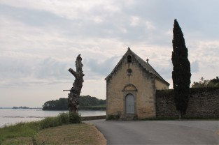 La chapel Sainte Anne, Île-aux-Moines